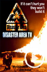 "1/2 ""Jackass"" 1/2 ""Mythbusters a group of pyrotechnic artists explore really dangerous fire and explosive artwork."