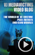 A series documenting the world of interactive visuals, video artists, electronic music and club video from the point of view of a traveling VJ